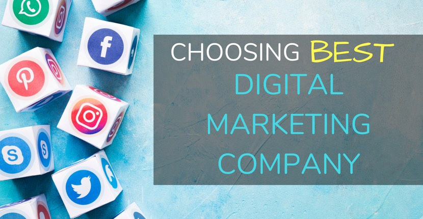 How to choose the best digital marketing company pune