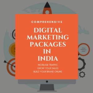 digital marketing packages india