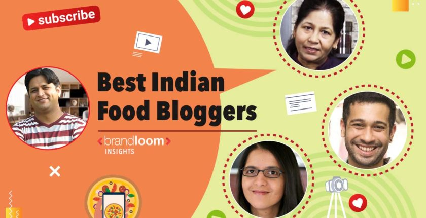 Best Indian Food Bloggers