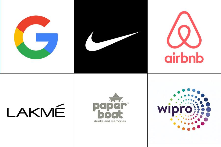 Modern Brands with Modern Logo Fonts