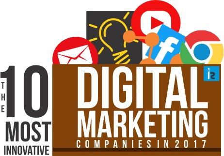digital media agency gurgaon Most Innovative Digital Marketing Companies 2017
